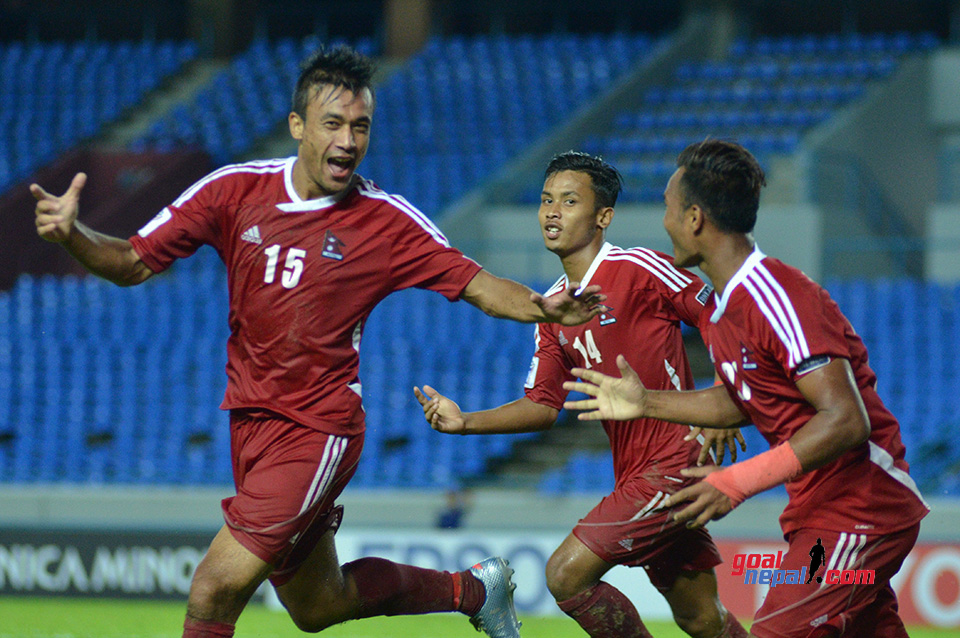 Sujal Shresthaa After Winning Match Winner In AFC Solidarity Cup 2016