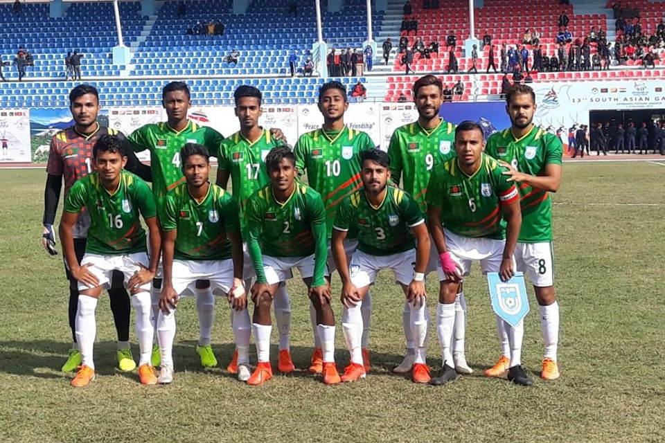 13th SA Games: Bangladesh Beats Sri Lanka To Register First Win