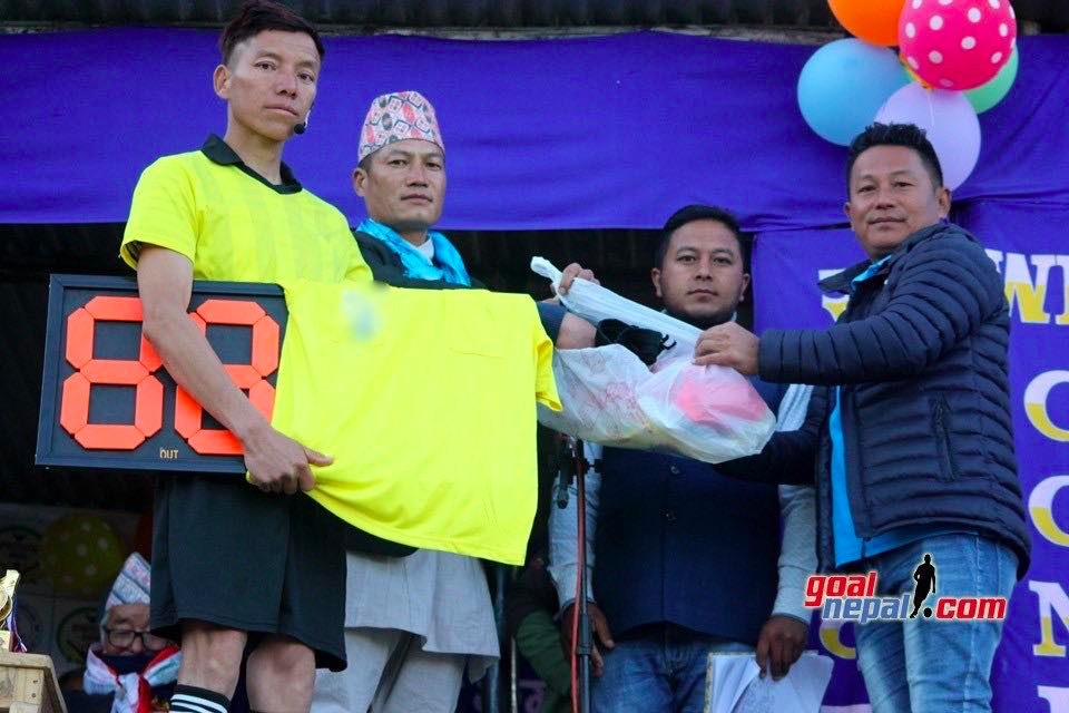 GoalNepal Foundation Provides Support To Swotantra Club, Panchthar