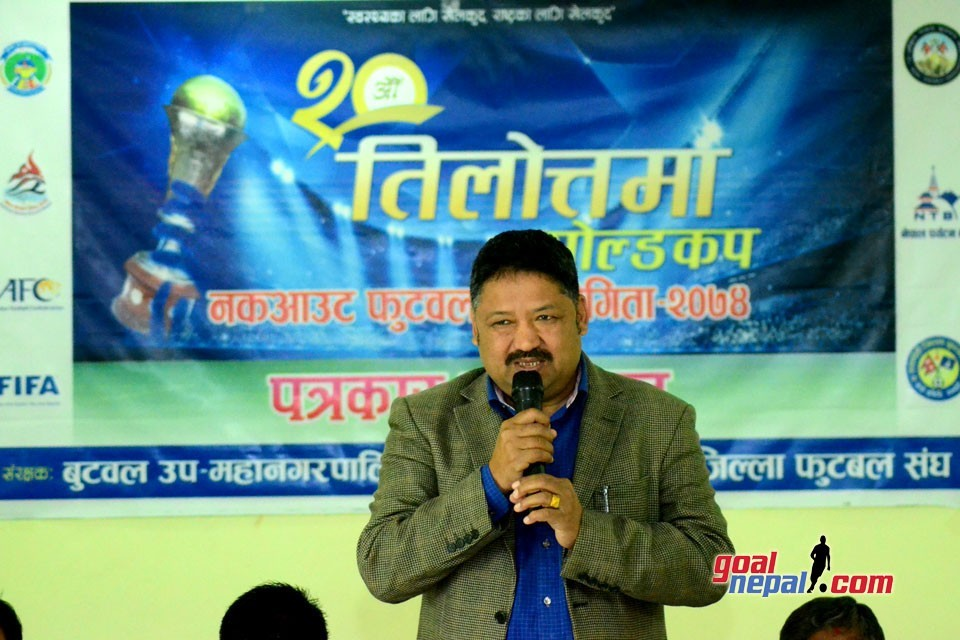 ANFA Rupandehi Is Ready To Help Players In Need