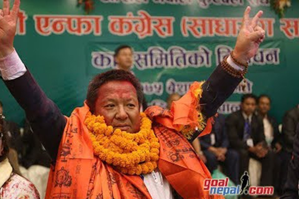 ANFA President Karma Tsering Sherpa Apologizes For His Comment