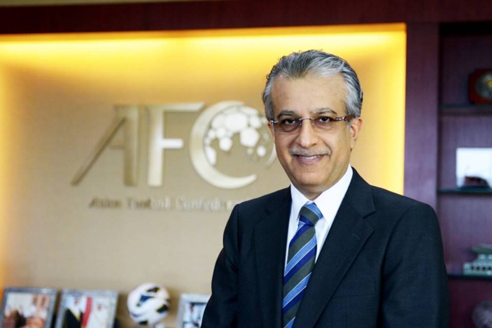 AFC Prez Asks Member Associations To Utilize AFC/FIFA Funds In Best Possible Ways