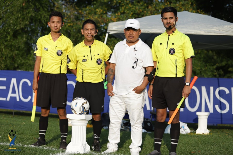 USA: Timai Squad Plays Stalemate With Columbus United In Peace Zone Championship Cup