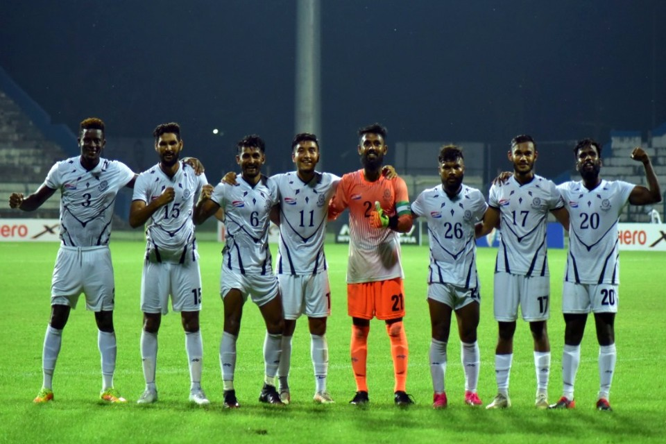 Abhisek Rijal's Mohameddan Sporting Club Secures I-League Berth