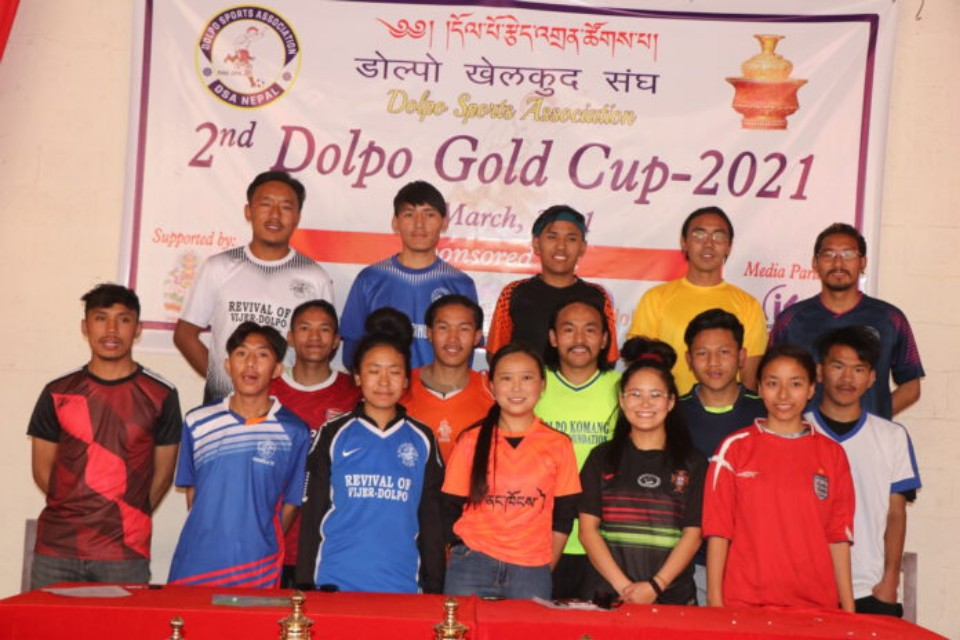 2nd Dolpo Gold Cup 2021 On Saturday