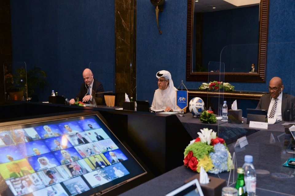 AFC Executive Committee Reiterates Commitment To Deliver 2021 Competitions