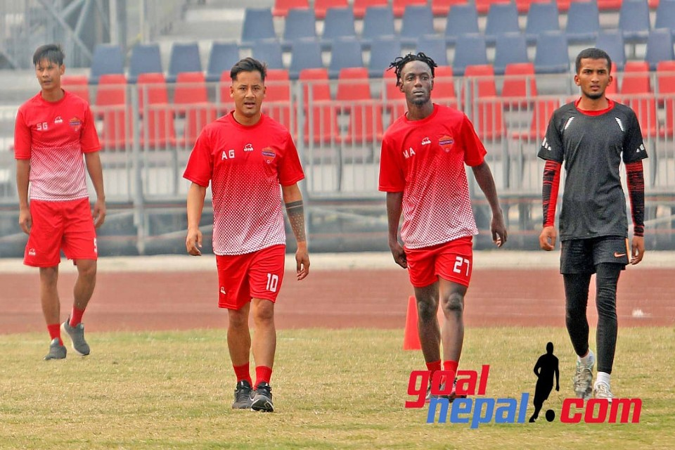 Nepal Super League: African Root's Moussa Joins Pokhara Thunders !