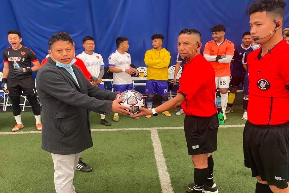 USA: Timai Squad Wins Title Of Pre-Season Soccer Tournament