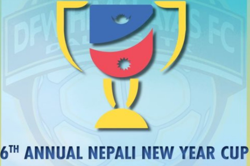 DFW Himalayas FC Organizing 6th Annual Nepali New Year Cup On May 29-30, 2021
