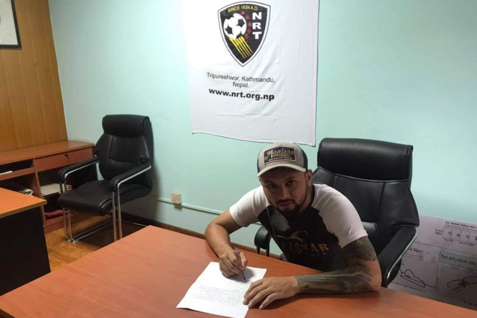 A Division League Transfer: Ranjan Bista Moves To NRT