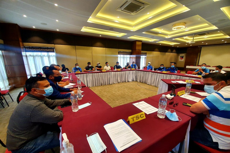 ANFA Holds National League Meeting With The Clubs