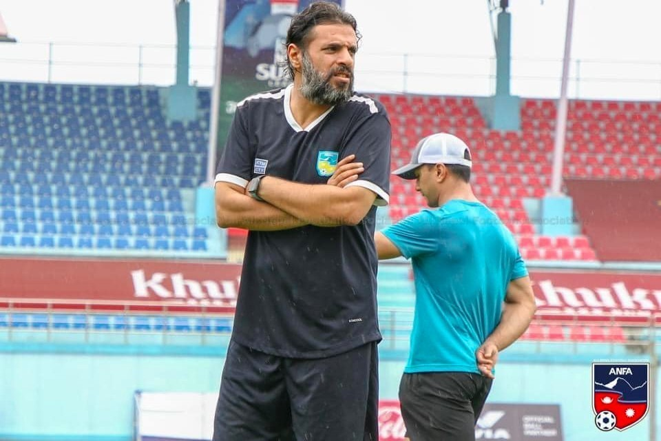 Nepal Coach Abdullah Almutairi Extends A Sincere Apology; Says SAFF Win Is Loading !