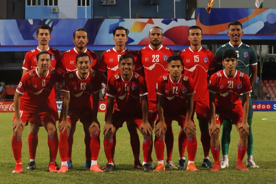Nepal Drops One Position Down In FIFA World Ranking