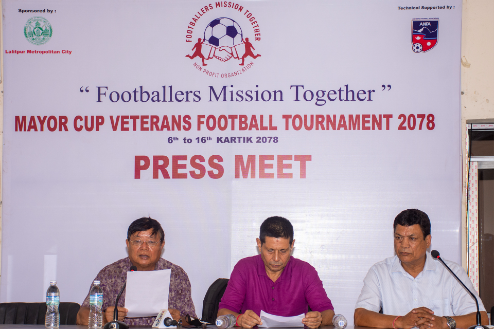 The winners Of Mayor Veterans Cup To Get Nrs 5 Lakh !