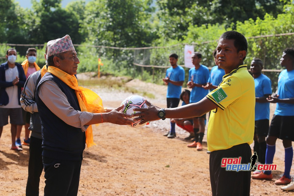 17th Dinesh Memorial Gaijatra Cup Opening