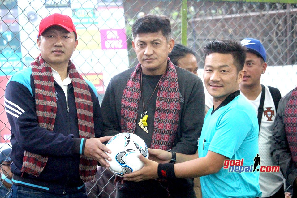 1st Inter Rupandehi Futsal Championship Final Photos