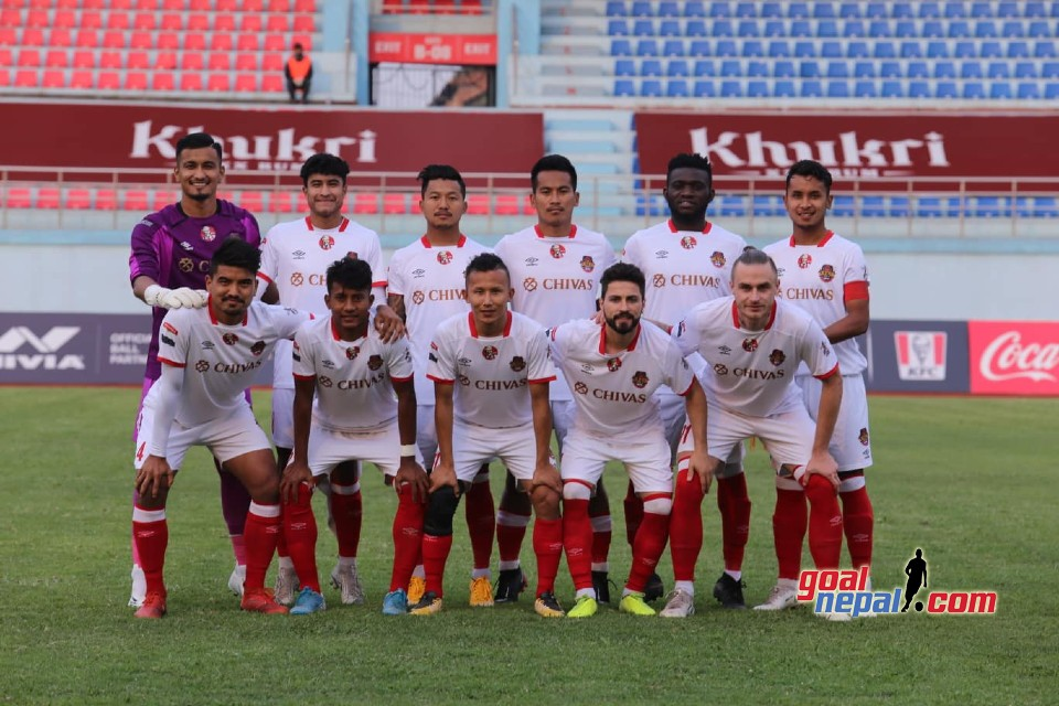 Nepal Super League: Pokhara Thunders Vs Lalitpur City FC