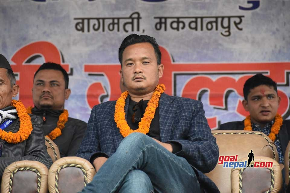 Interview With Makwanpur DFA Prez Tika Lama